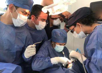 Cirugía en el instituto Ross