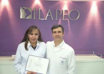 Entrega de diploma Ilapeo Brasil