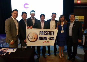 Única mujer representando México en Miami Neodent